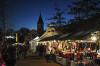 Weihnachtsmarkt auf dem Gutshof in Umkirch.
