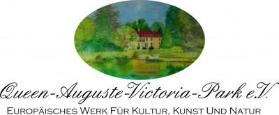 Logo des Queen-Auguste-Victoria-Park e.V.